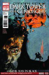 Man In Black Issue 1