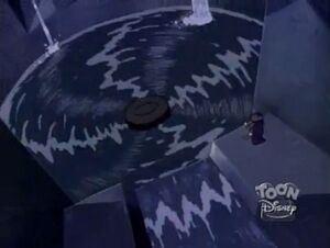 Double Darkwings - Darkwing at drainage