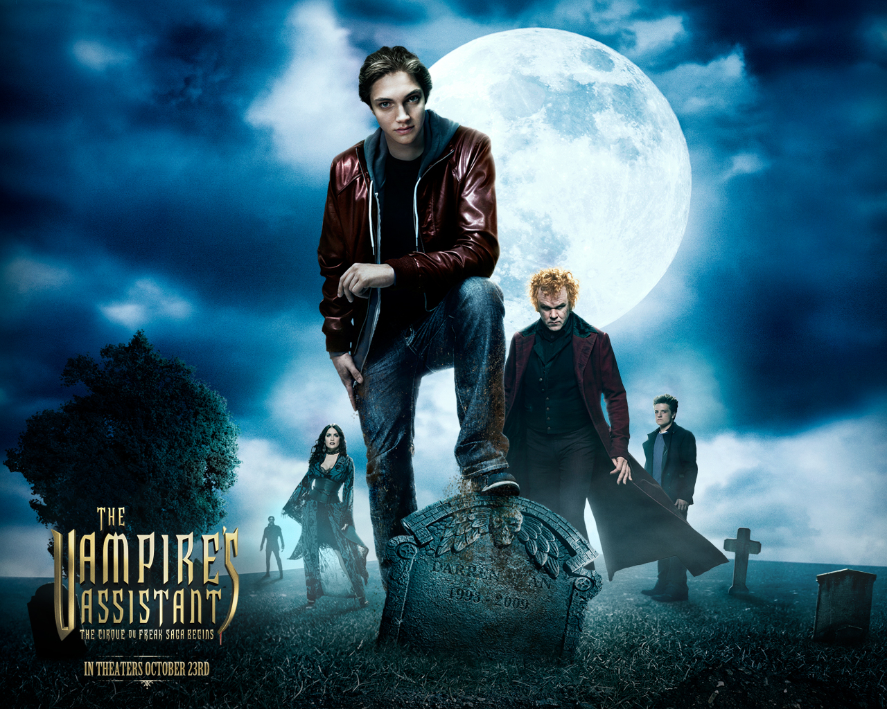 Cirque du Freak: The Vampire's Assistant | The Cirque Du Freak ...
