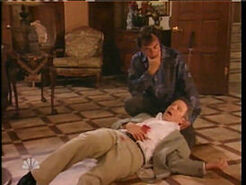 Andre comforts dying Bart