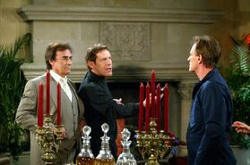 John confronts Andre & Bart