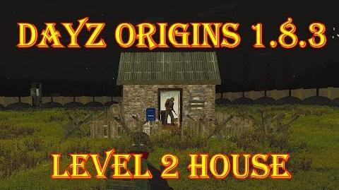 DayZ Origins 1.8