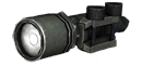 Weapon flashlight s