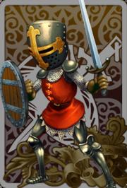 Wandering Warrior