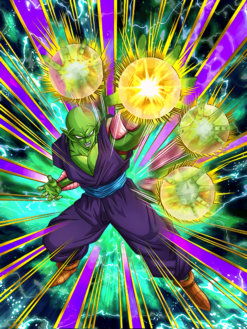 Strategic Combat Piccolo Dragon Ball Z Dokkan Battle