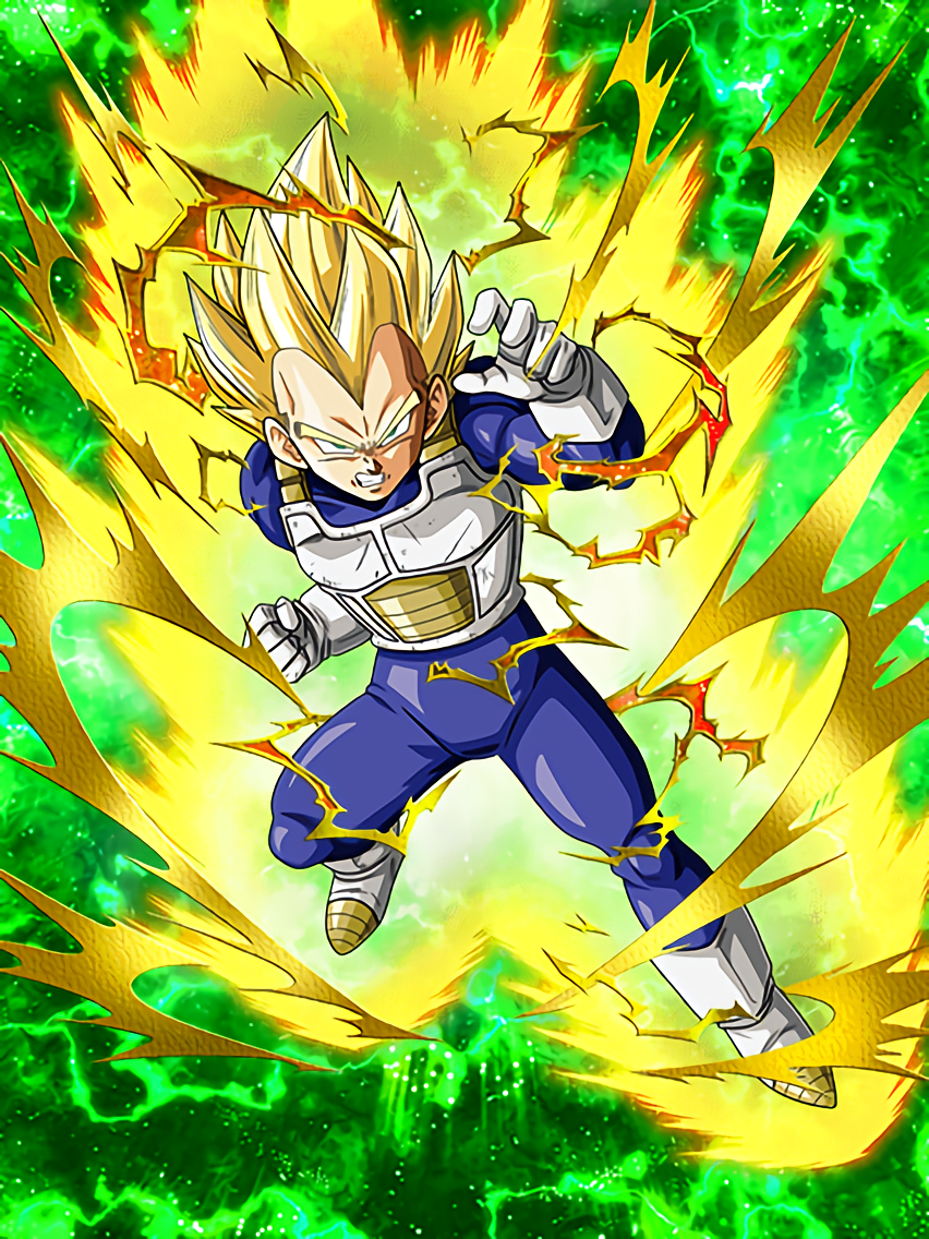 Image - Super Saiyan Vegeta Dragon Ball Z.png | Fictional Battle ...