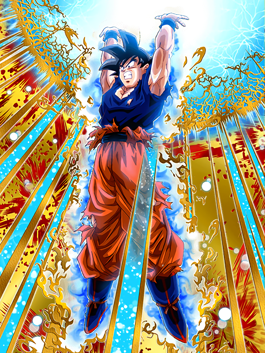 Great brilliance goku dragon ball z dokkan battle wikia - Images dragon ball z ...