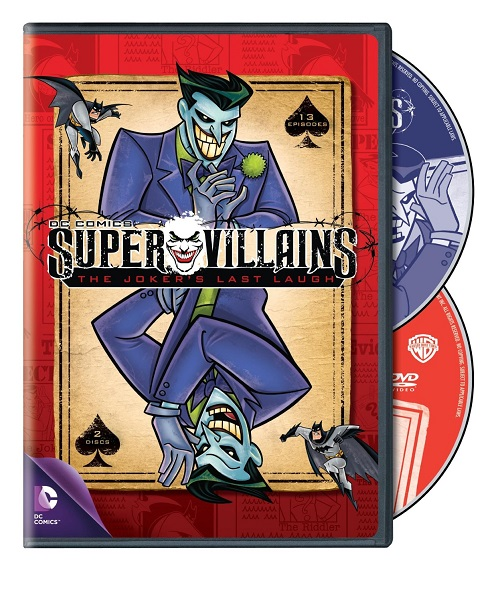 dc Comics Super Villains The