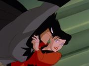 Batman saves Lois