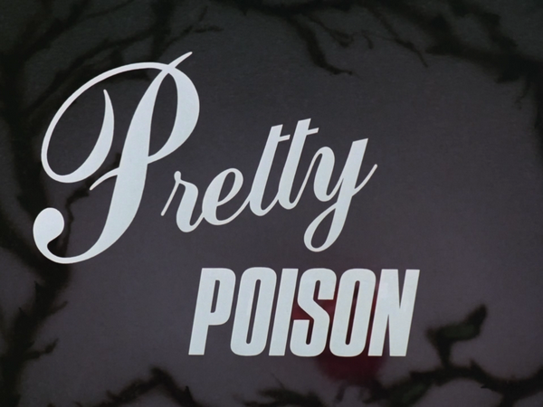 Image result for batman pretty poison