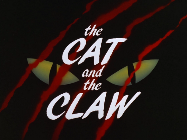 Image result for the cat and the claw
