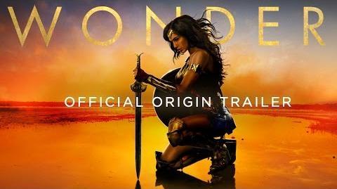 WONDER WOMAN - Official Origin Trailer