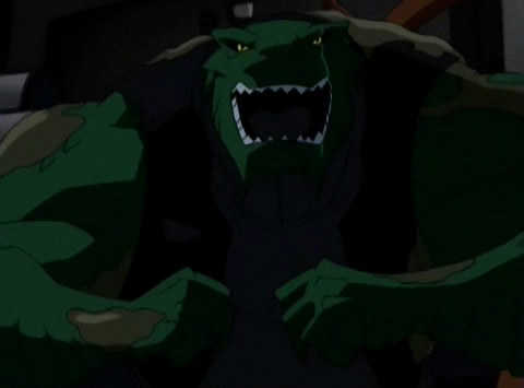 Killer Croc (The Batman) | DC Hall of Justice Wiki ...