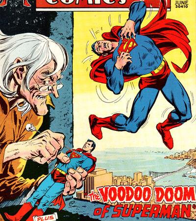 Super voodoo