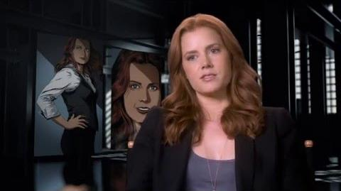 "Batman V Superman ""Lois Lane"" Behind The Scenes Interview - Amy Adams"