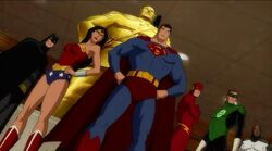Justice League (Justice League: Doom)