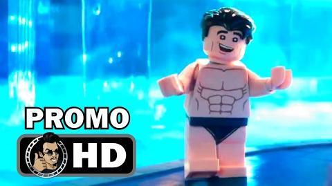 THE LEGO BATMAN MOVIE Promo Clip - Wayne Manor Cribs (2017) Animation Comedy Movie HD