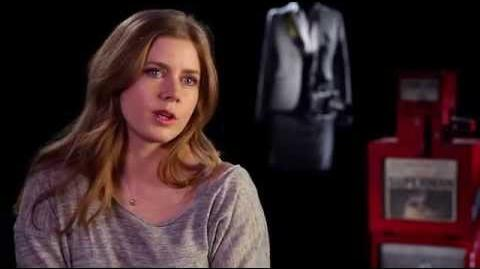 Man of Steel Interview - Amy Adams