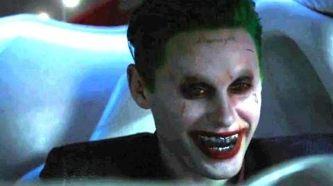 SUICIDE SQUAD Deleted Scene - Harley Chases Joker on Motorcycle (2016) Margot Robbie DC Movie HD