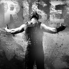 Unused Bane poster.