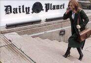 Daily Planet Lois Lane