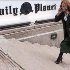 Lois Lane, Daily Planet reporter