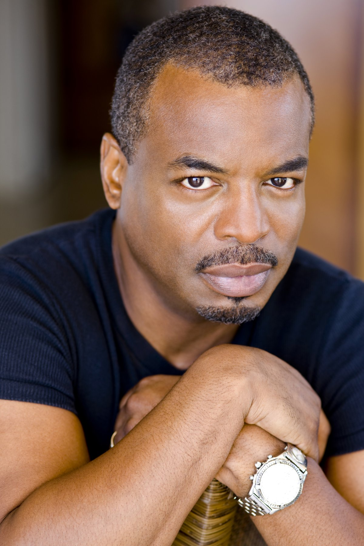 levar burton married
