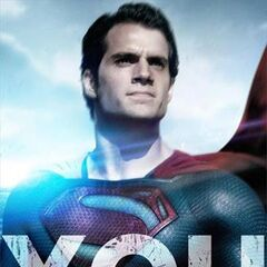 Superman Banner.