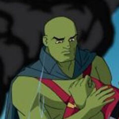 Martian Manhunter.