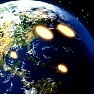 What Cadmus fears will happen to America, and Earth, if the Justice League isn't destroyed.