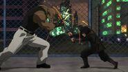 Son of Batman - Ubu vs. Damian Wayne