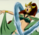 Mera (Justice League: The Flashpoint Paradox)