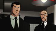 Son of Batman - Bruce Wayne and Alfred