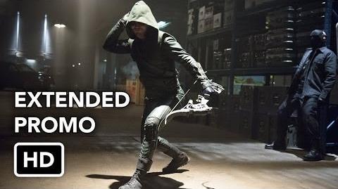 "Arrow Promo ""Three Ghosts"" (HD)"