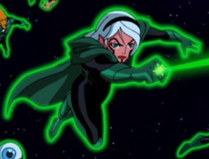 Green lantern and harley quinn parody