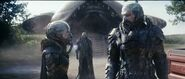 Man of Steel Faora and Zod