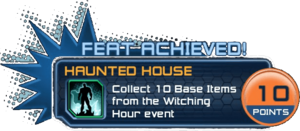 Feat Haunted House Complete