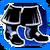 Icon Feet 014 Blue