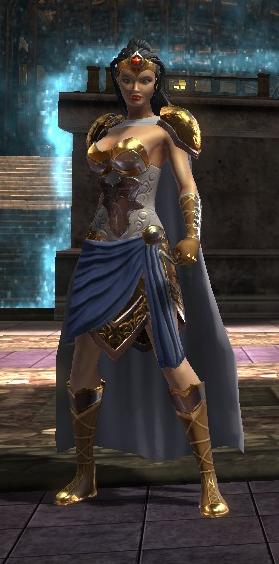 Queen Hippolyta Dc Universe Online Wiki Fandom Powered By Wikia