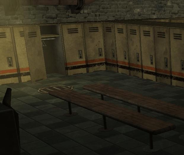 Locker room benches dc universe online wiki fandom