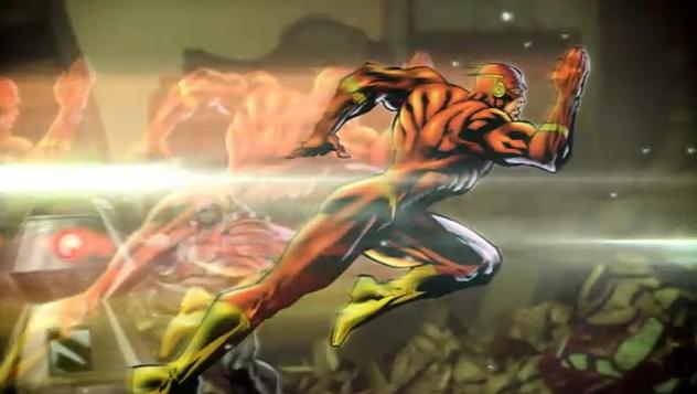 Super Speed Dc Universe Online Wiki Fandom Powered By Wikia