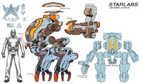 Starlabs droid by chuckdee