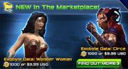 Legends Wonder Woman - Circe Promo