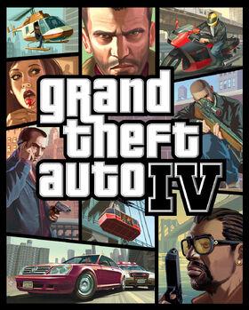 Offizielles GTA-IV-Cover