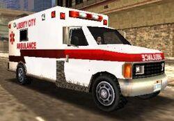 Der Krankenwagen
