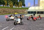Überdosis Trouble, Biker-Gang, LCS.png