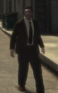Stevie in GTA IV