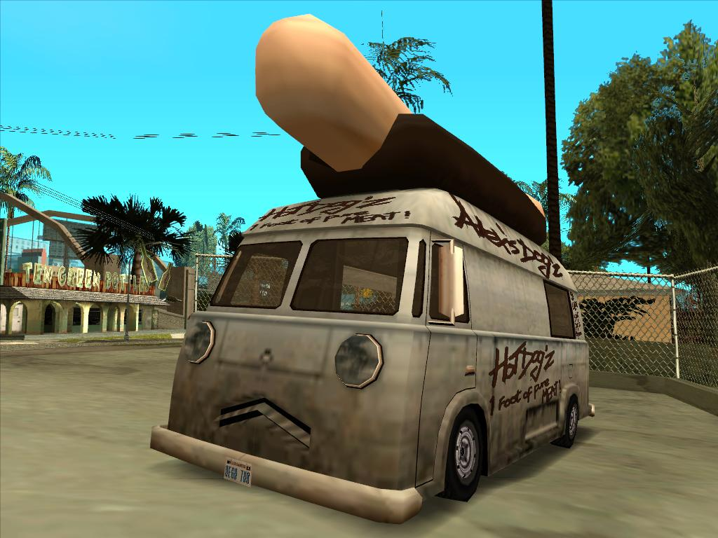Hotdog (SA) | GTA Wiki | Fandom powered by Wikia