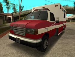 Krankenwagen, Ganton, SA.jpg