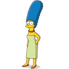 Datei:Marge Simpson small.png